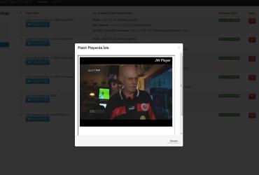 Wowza Media Server WebTv&Iptv Panel V3.0
