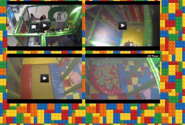 Özdilek Holding Alışveriş Merkezi Oyunevi Kamera Sistemi